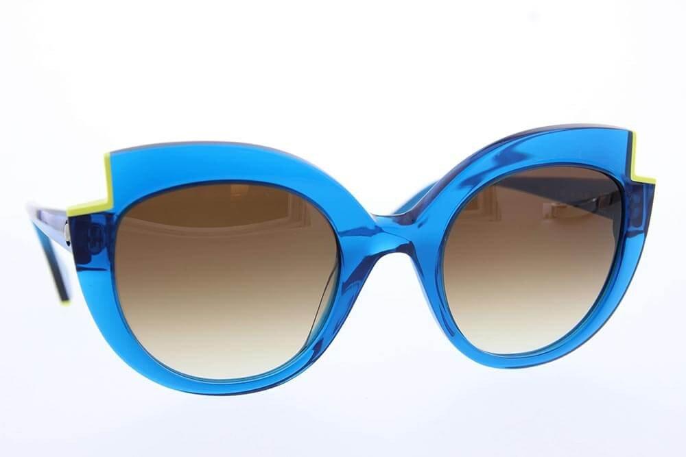 Ontdek de TWITT 2 COL 665 zonnebril van Face à Face bij Brilart!