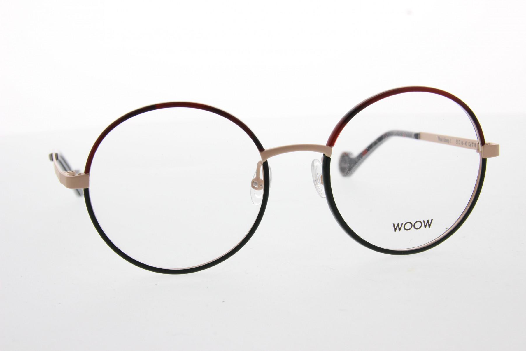 Ontdek de GOLD RUSH 1 COL TMO1 bril van Woow bij Brilart!